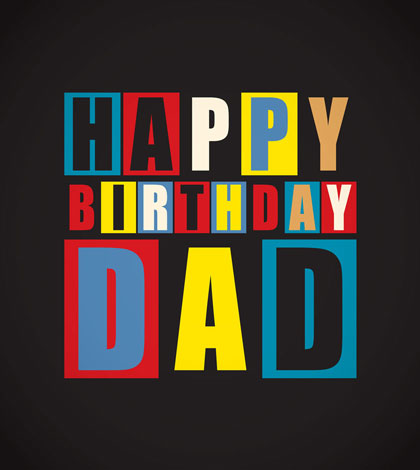 Dad Birthday Messages 40th Birthday Sayings